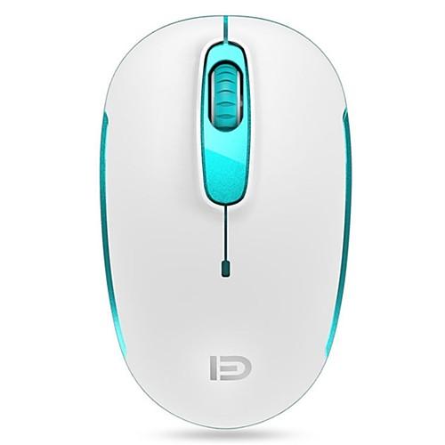 LITBest C21 Wireless 2.4G Optical Silent Mouse 1600 dpi 3 pcs Keys