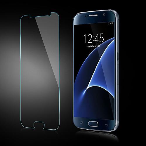 Защитная плёнка для экрана Samsung Galaxy для S7 S6 Закаленное стекло Защитная пленка для экрана защитная пленка luxcase для samsung galaxy s7 face