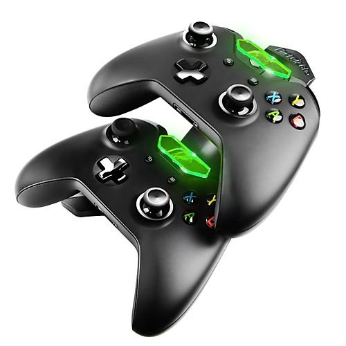 USB Батареи и зарядные устройства Назначение Один Xbox , Перезаряжаемый / Оригинальные Батареи и зарядные устройства ABS Ед. изм