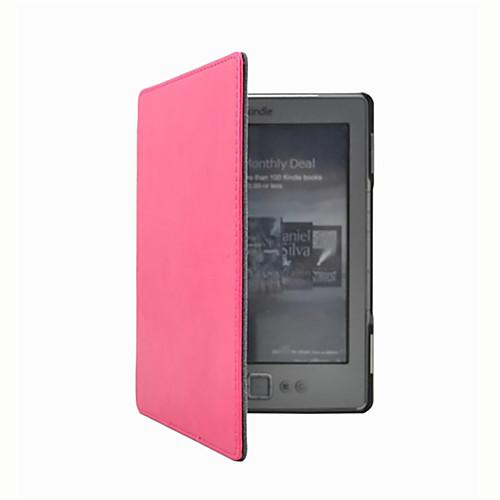 Кейс для Назначение Amazon Kindle 5 Полноразмерные чехлы Чехол Твердый Кожа PU для чехлы для телефонов with love moscow силиконовый дизайнерский чехол для meizu m3s перья
