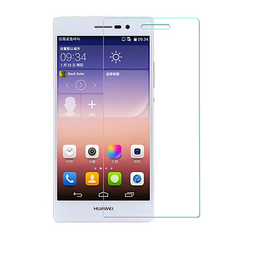 Защитная плёнка для экрана Huawei для Huawei P7 Закаленное стекло 1 ед. HD