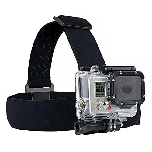 цена на Ремни на голову Аксессуары Клейкий На бретельках Монтаж Высокое качество Для Экшн камера Gopro 5 Gopro 4 Black Gopro 4 Session Gopro 4
