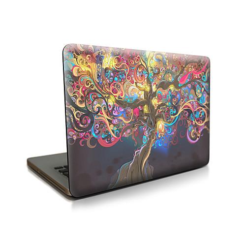 MacBook Кейс / Сумки для портативных компьютеров Масляный рисунок пластик для MacBook Pro, 15 дюймов / MacBook Air, 13 дюймов / MacBook