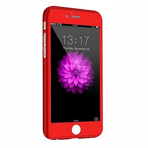 Кейс для Назначение Apple iPhone 8 iPhone 8 Plus iPhone 6 iPhone 6 Plus Защита от удара Чехол броня Твердый ПК для iPhone 8 Pluss iPhone
