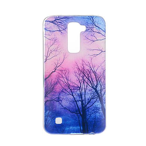 Кейс для Назначение LG G3 LG K8 LG LG K10 LG K7 LG G5 LG G4 С узором Кейс на заднюю панель дерево Мягкий ТПУ для LG V20 LG V10 lg f1281hd