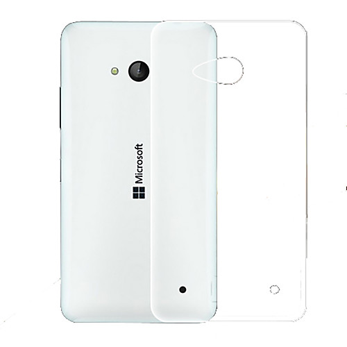Кейс для Назначение Nokia Lumia 630 Nokia Lumia 640 Nokia Nokia Lumia 930 Кейс для Nokia Ультратонкий Прозрачный Кейс на заднюю панель чехол для для мобильных телефонов phone shell nokia lumia 630 635 phone cover for nokia lumia 630