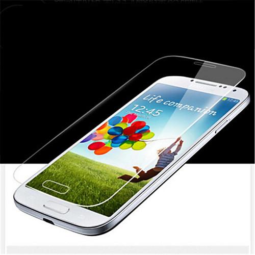 Защитная плёнка для экрана Samsung Galaxy для S4 Закаленное стекло Защитная пленка для экрана Против отпечатков пальцев пленка защитная зеркальная vertex для samsung galaxy s4