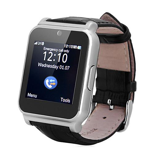 Смарт Часы GPS Пульсомер Защита от влаги Видео Фотоаппарат Хендс-фри звонки Контроль сообщений Контроль камеры Аудио Датчик для