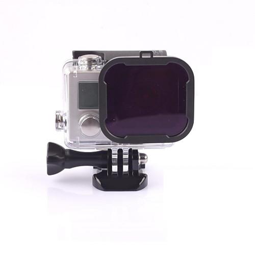 Аксессуары Погружение фильтр Высокое качество Для Экшн камера Gopro 5 Gopro 3 Gopro 3 Gopro 2 Спорт DV Дайвинг Серфинг катание на лодках