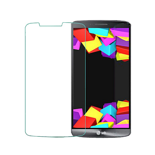 Защитная плёнка для экрана LG для LG G3 Закаленное стекло 1 ед. HD lg g3 d855