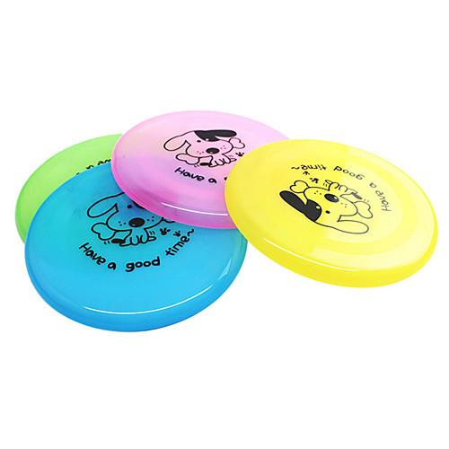 Летающие тарелки Мультипликация Тарелка пластик Назначение Собака Игрушка для собак комбинезон для собак dezzie 563554