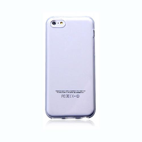 Кейс для Назначение iPhone 5c Apple iPhone X iPhone X iPhone 8 iPhone 8 Plus Кейс на заднюю панель Мягкий ТПУ для iPhone X iPhone 8 Pluss