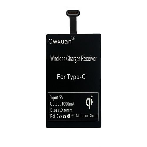 все цены на Портативное зарядное устройство / Беспроводное зарядное устройство Зарядное устройство USB Универсальный Беспроводное зарядное устройство 0.8 A DC 5V для онлайн