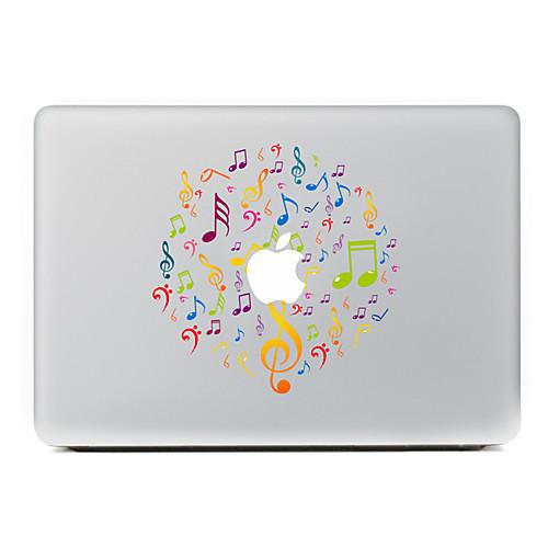 1 ед. Наклейки для Защита от царапин Композиция с логотипом Apple Узор PVC MacBook Pro 15'' with Retina MacBook Pro 15 '' MacBook Pro цена и фото