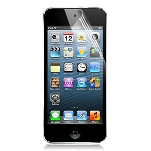 Защитная плёнка для экрана Apple для iTouch 5/6 PET 5 ед. Защитная пленка для экрана Ультратонкий защитная пленка для мобильных телефонов 5 8 remax diy iphone5s