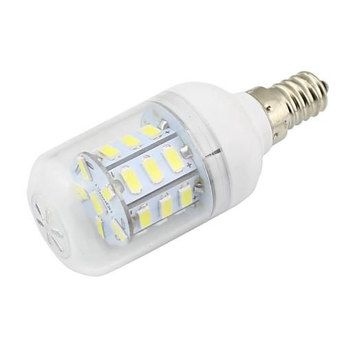 2W 480lm E14 LED лампы типа Корн T 27 Светодиодные бусины SMD 5730 Декоративная Тёплый белый Холодный белый 110-130V цена