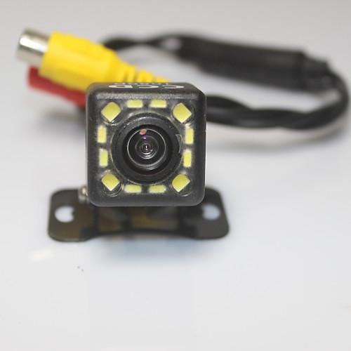 помощь при парковке камера заднего вида система сзади автомобиля 1080p 12 водить HD ПЗС заднего вида обратная универсальная резервная камера заднего вида silverstone f1 interpower ip 616 ir универсальная