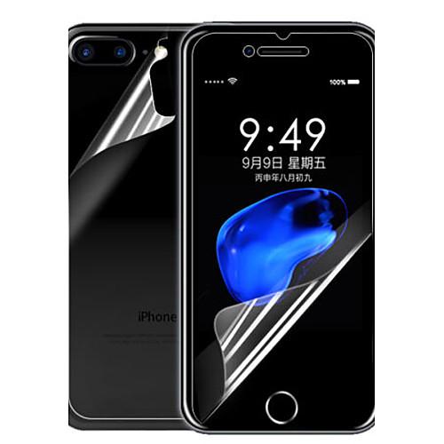 Защитная плёнка для экрана Apple для iPhone 7 PET 1 ед. Защитная пленка для экрана и задней панели HD