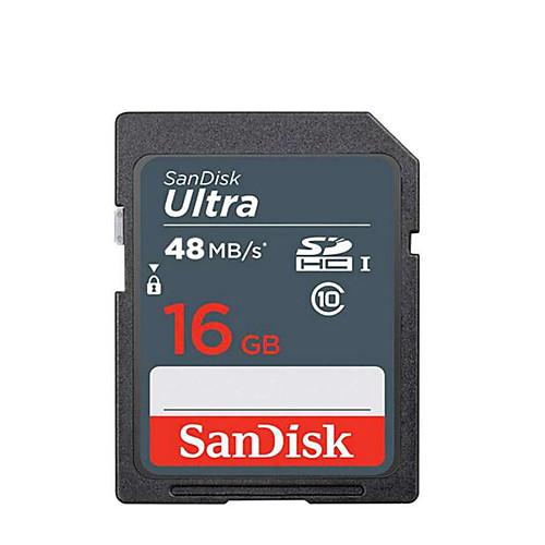 SanDisk 16 Гб SD-карта карта памяти UHS-I U1 Class10 Ultra карта памяти other jvin 8gtf