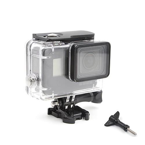 Водонепроницаемые кейсы Кейс Водонепроницаемый Для Экшн камера Gopro 5 Дайвинг / Серфинг / Катание на лыжах 1 pcs