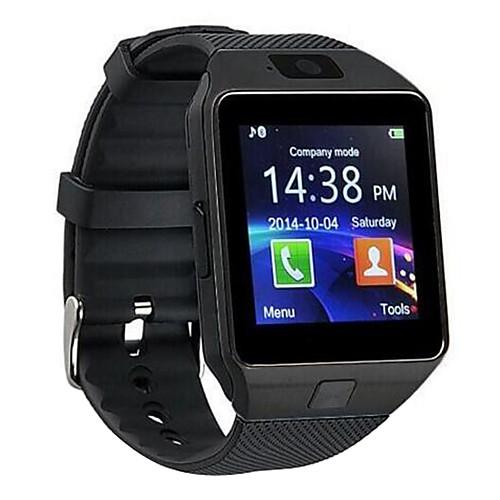 Смарт Часы Фотоаппарат Хендс-фри звонки Bluetooth 3.0 Android Сим-карта