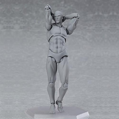 Выставочные модели Положительный художественный манекен Наборы для моделирования Художественные товары Веселье Художественный Классика