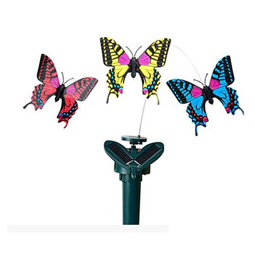 Игрушки на солнечной батарейке Бабочка ABS Детские Мальчики Девочки Игрушки Подарок