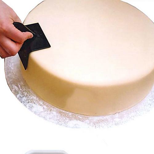 Инструменты для выпечки пластик Экологичные / Своими руками / Праздник Пицца / Торты Выпечка и кондитерские шпатели