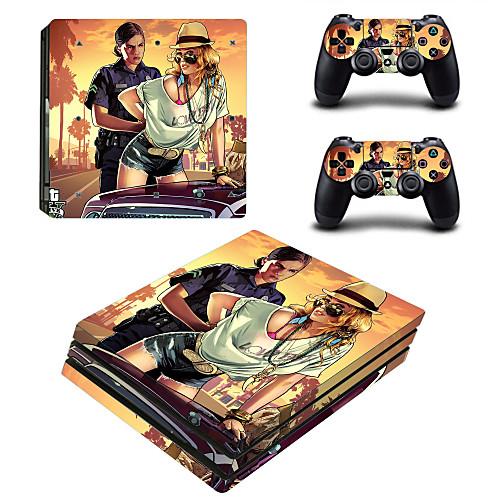 B-SKIN PS4 pro Стикер - PS4 Prop Оригинальные #