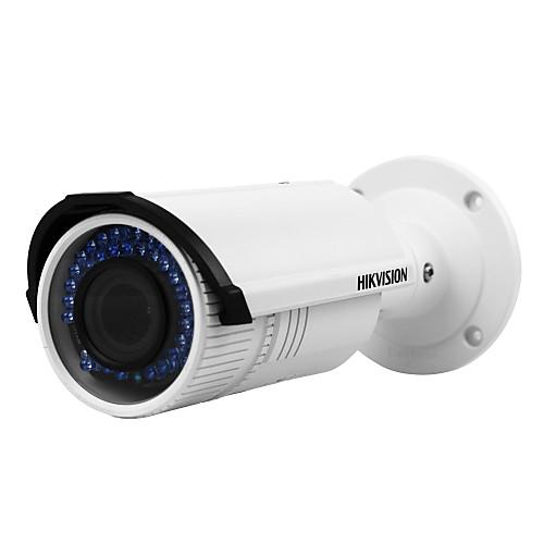 hikvision ds-2cd2642fwd - 4-мегапиксельная сетевая камера (варифокальный объектив аудио / будильник i / o 120db wdr ip67 водонепроницаемый poe 3d