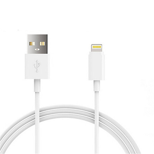 USB 2.0 Подсветка Адаптер USB-кабеля Кабель для зарядки Для передачи данных Кабель Нормальная Кабели Кабель Назначение iPad Apple iPhone
