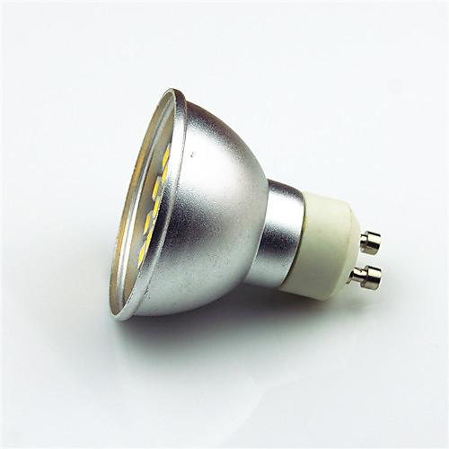 2W 300lm GU10 Точечное LED освещение 30 Светодиодные бусины SMD 5050 Декоративная Тёплый белый Холодный белый 12V 220-240V лампы освещение