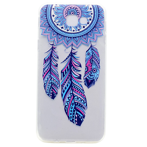 Case For Samsung Galaxy A5(2017) / A3(2017) Embossed / Pattern Back Cover Dream Catcher Soft TPU for A3(2017) / A5(2017) / A7(2017)
