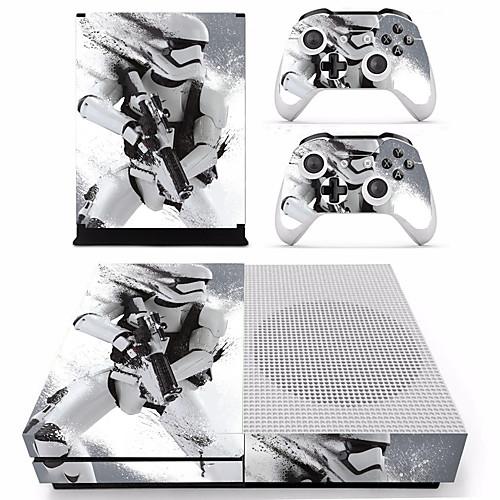 B-SKIN XBOX ONE  S PS / 2 Стикер Назначение Xbox One S ,  Оригинальные Стикер PVC 1 pcs Ед. изм