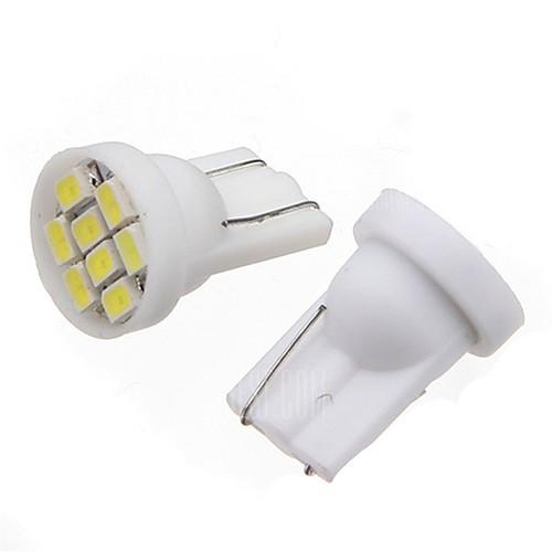 2pcs T10 Автомобиль Лампы 4W SMD 3014 280lm Светодиодная лампа Внешние осветительные приборы цена