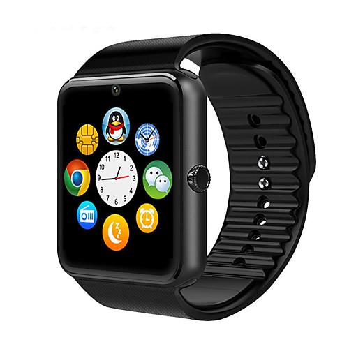 Смарт Часы Сенсорный экран Педометры Спорт Датчик для отслеживания активности Датчик для отслеживания сна Секундомер Найти мое устройство