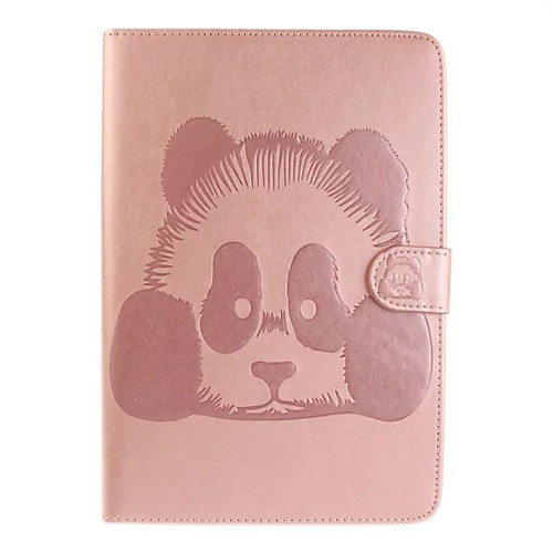 Case For Samsung Galaxy / Tab S2 8.0 / Tab S2 9.7 Card Holder / with Stand / Flip Full Body Cases Cartoon Hard PU Leather for Tab 4 7.0 / Tab 3 8.0 / Tab E 9.6