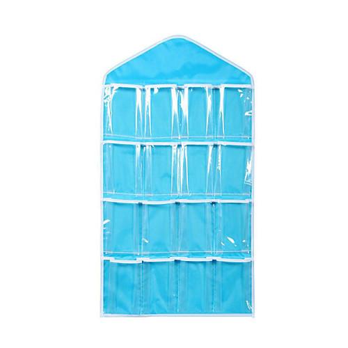 Сумка для хранения Общего назначения Нетканый материал Обычные Аксессуар 1 сумка для хранения Сумки для хранения домашних хозяйств фото