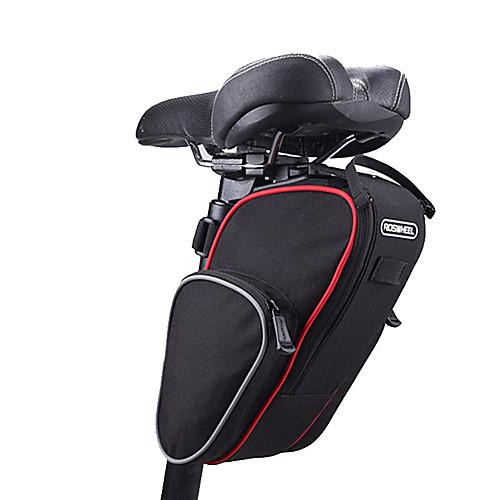 ROSWHEEL Сумка на бока багажника велосипеда Водонепроницаемость, Пригодно для носки, Многофункциональный Велосумка/бардачок Ткань / 600D полиэстер Велосумка/бардачок Велосумка