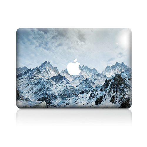 1 ед. Наклейки для Защита от царапин Пейзаж Узор PVC MacBook Pro 15'' with Retina MacBook Pro 15 '' MacBook Pro 13'' with Retina MacBook