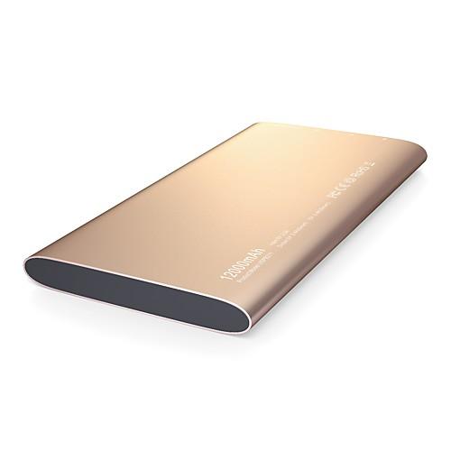 энергия банка внешний аккумулятор 5vv 2.4a #a зарядное устройство мультивыход qc 2.0 супер тонкий led zus qc