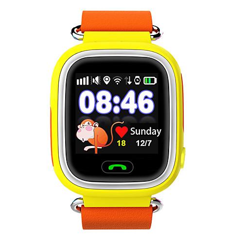 Смарт Часы YYQ60A for iOS / Android Сенсорный экран / Израсходовано калорий / Педометры Датчик для отслеживания активности / Датчик для