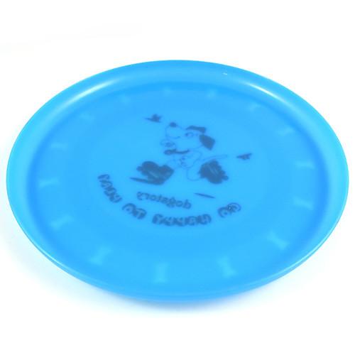 Интерактивный Летающие тарелки Милый стиль Веселье пластик Назначение Собака Игрушка для собак комбинезон для собак dezzie 563554