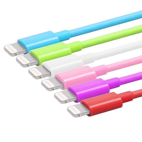 USB 3.0 Подсветка Адаптер USB-кабеля Для передачи данных Кабель для зарядки Кабель Нормальная Кабели Кабель Назначение iPad Apple iPhone кабель usb ozaki для iphone ipod ipad черный 1 0м ot222abk