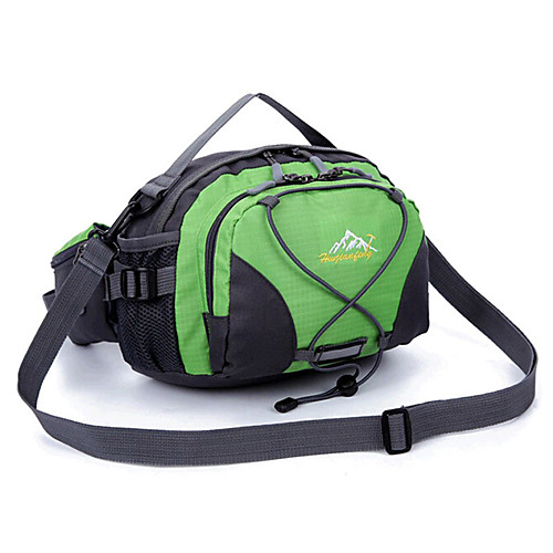 20LLПояс с кармашком для фляги Фляга / мешок для воды Поясные сумки для Отдых и Туризм Восхождение Велосипедный спорт / Велоспорт отдых и спорт