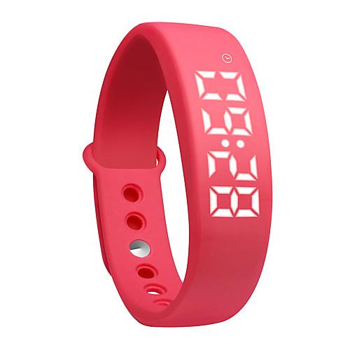 DMDG W5P Смарт-браслет Смарт-часыЗащита от влаги Длительное время ожидания Израсходовано калорий Педометры Регистрация деятельности