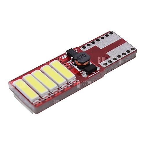 T10 Автомобиль Лампы 5W SMD LED 300lm Светодиодная лампа Внешние осветительные приборы цена