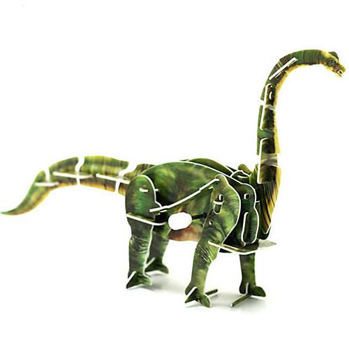 3D пазлы Пазлы Динозавр Животные 1pcs Детские Подарок
