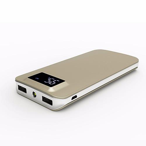 Назначение Внешняя батарея Power Bank 5 V Назначение # Назначение Зарядное устройство Подсветка / Несколько разъемов / КК 2.0 LCD / QC 3.0 фото