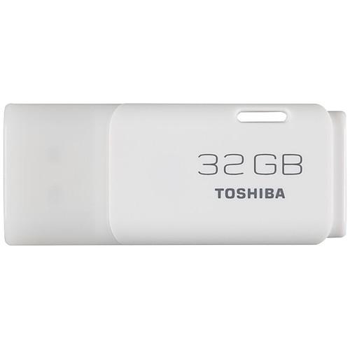 где купить Toshiba 32 Гб флешка диск USB USB 2.0 пластик по лучшей цене
